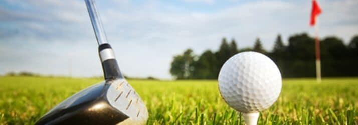 golfing injury in Hilton Head Island SC